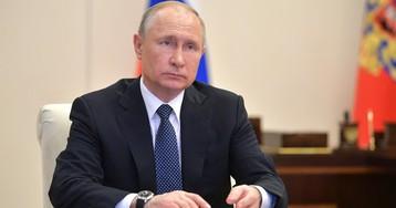 Путин поручил МВД и Росгвардии ужесточить контроль за россиянами на карантине