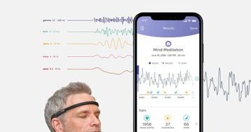 Нейрообруч Muse — гаджет для медитации и анализа мозговой активности