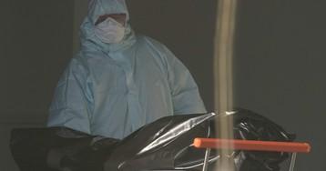 Рекорд по числу заболевших за день: данные о пандемии к вечеру 12 апреля