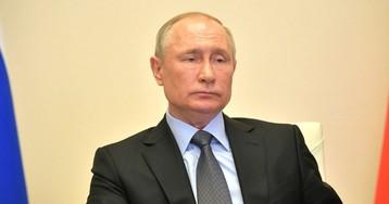Путин о вирусе в России: обстановка меняется «не в лучшую сторону»