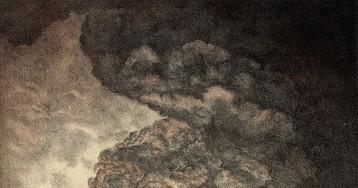 Извержение вулкана Кракатау иконец света всети (про большие глаза страха)