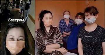 Кризис в Уфе: пациенты закрытой на карантин больницы начали забастовку