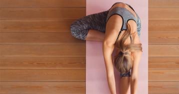 10 позиций йоги для начинающих