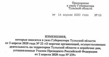 Тула лишила онлайн-ритейл разрешения на работу в коронакризис. Федеральный центр просил об обратном