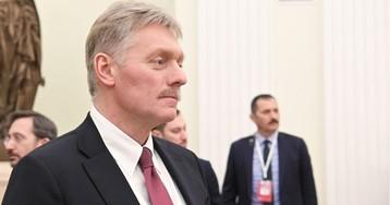 Песков ответил на предложение Трампа прислать в Россию аппараты ИВЛ