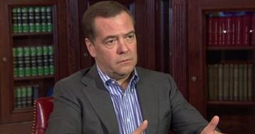 """Медведев: ситуация тревожная, возможны """"более жесткие ограничения"""""""