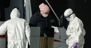 7 врачей сбежали из больницы: данные о пандемии к утру 18 апреля