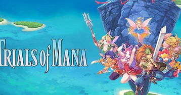 Now Available on Steam - Trials of Mana