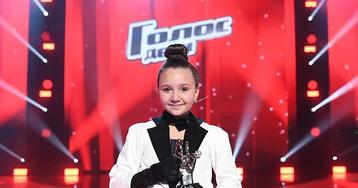Финал. Голос.Дети-7: Фаворитка конкурса спела из специального бокса и неожиданно уступила сопернице