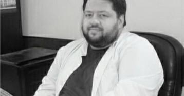 Реаниматолог Белошицкий умер от коронавируса в Боткинской больнице