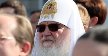 Патриарх Кирилл отправил 8 тонн медицинской помощи в Италию
