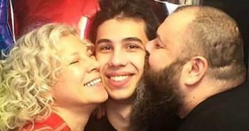 Фадеев съехал от жены и ребенка во время самоизоляции