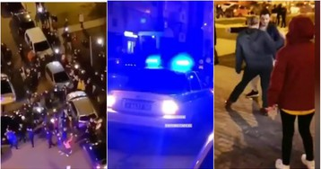 Бунт в Бутово: жители района устроили массовую вечеринку во дворе