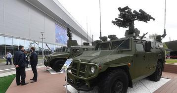 Россия попала в топ-5 стран по тратам на оборону