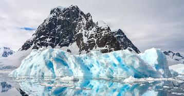 Микрочастицы пластика впервые обнаружены во льдах Антарктиды