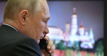 Путин в режиме самоизоляции работает, занимается спортом, но грядки не копает