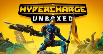 Now Available on Steam - HYPERCHARGE: Unboxed, 25% off!