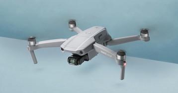 DJI представила второе поколение Mavic Air: лучше камера и больше времени в небе