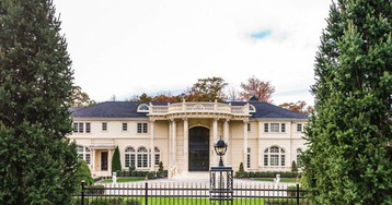 У Елены Малышевой нашли роскошную недвижимость в США