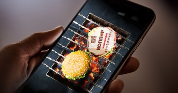 «Бургер Кинг» и Delivery Club спасут майские праздники - приготовят и доставят особые бургеры