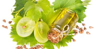 Масло виноградной косточки: применение, польза и вред. Виноградное масло для лица