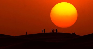 A Third of the World's Population Could Be Blanketed in Sahara-Like Heat by 2070