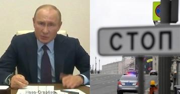 А виноват опять народ. Как власти сделали карантин в России невыносимым