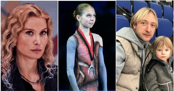 Звезда фигурного катания Трусова сбежала от Тутберидзе к Плющенко