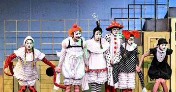 Спектакль «Пеппи Длинныйчулок» можно посмотреть в интернете