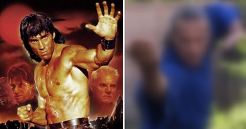 Кровавый кулак. Как в свои 57 лет выглядит актёр и боец Гэри Дэниелс?