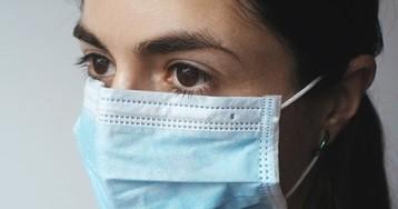 Названы основные ошибки при ношении медицинской маски