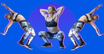 20 упражнений динамической растяжки для приятного разогрева