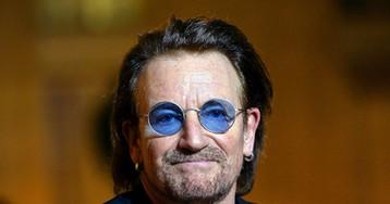 BONO: 60 лет - лидеру U2