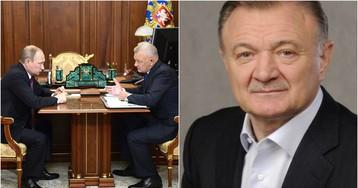 Умер сенатор и экс-губернатор Рязанской области Олег Ковалев