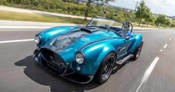 Superformance MKIII-R is a modern take on a hopped-up Cobra