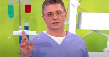 Мясников: перчатки бесполезны против COVID, «такой же источник вирусов»
