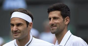 Djokovic confident he'll surpass Federer for Grand Slam record