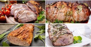 ТОП-7 рецептов запеченного мяса