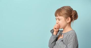 Затяжной кашель у детей: в чем причины?