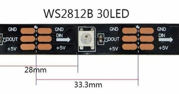 Как работает адресная светодиодная лента?