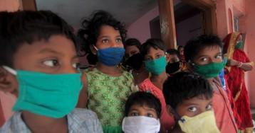 Millions flee as powerful cyclone bears down on India, Bangladesh