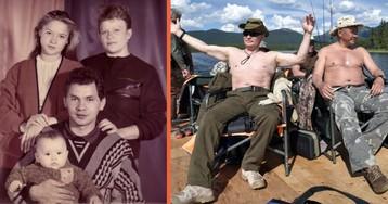 Сергей Шойгу: биография, национальность, фото семьи и дружба с Путиным