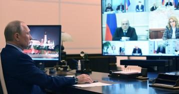 Москве велено сидеть. Как понимать заседание у Путина и слова Собянина