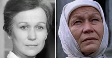Четыре мужа и трагический финал. Судьба актрисы Майи Булгаковой