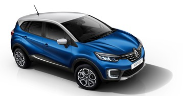Российская премьера: Renault Kaptur теперь турбо