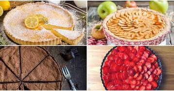 ТОП-7 сладких рецептов для любителей тарта