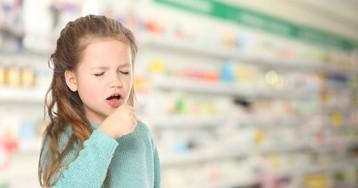 Эксперты: лающий кашель у детей повышает риск эпилепсии