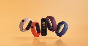 Xiaomi Mi Smart Band 4 с NFC и локальные цены на смартфоны и ТВ