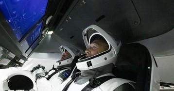 «Прощай, Роскосмос»: США запустили на МКС свою первую ракету за 9 лет