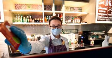 Роспотребнадзор опубликовал рекомендации по работе кафе и ресторанов